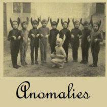 Anomalies cover art