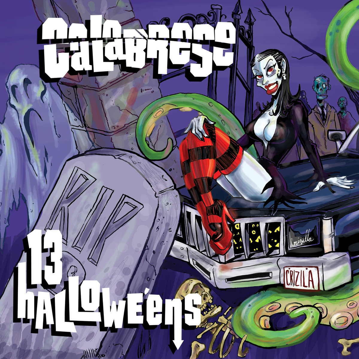 13 halloweens by calabrese - Calabrese 13 Halloweens