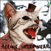 Feline Sleepwear Cover Art