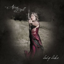 Lady Like- Official Single cover art