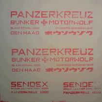 (Panzerkreuz 1000) Brown Leather Darkroom cover art