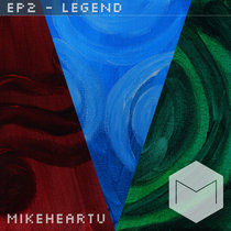 EP 2 - Legend cover art