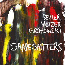 Shapeshifters cover art