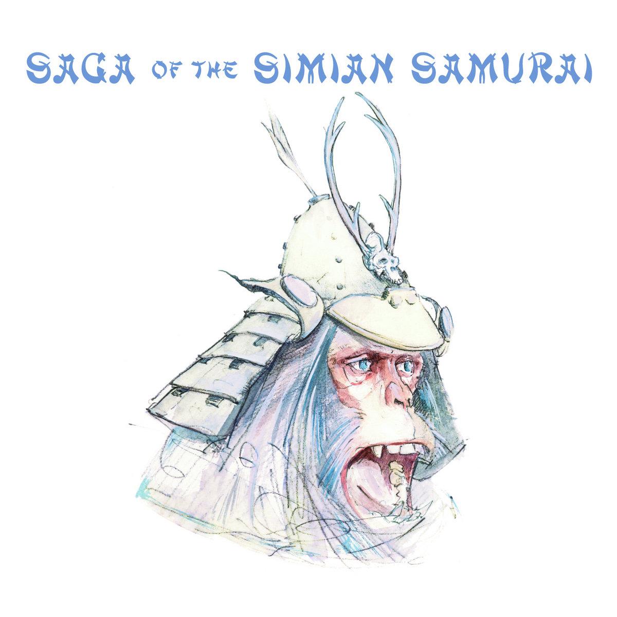 Resultado de imagen para TomC3 & Prince Po - Saga Of The SimianSamurai