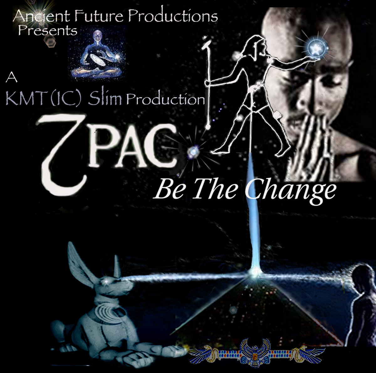 2pac Be The Change Part 1 2 Kmt Ic Slim
