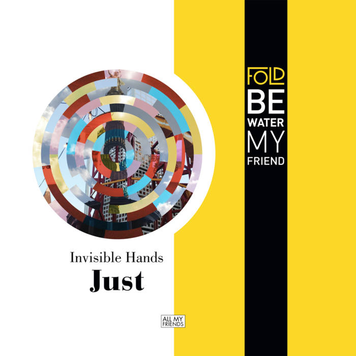 Be Water My Friend / Just cover art