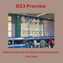 D23 Preview cover art