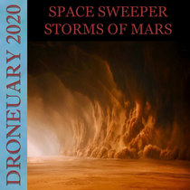 Storms of Mars cover art