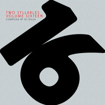 Two Syllables Volume Sixteen cover art