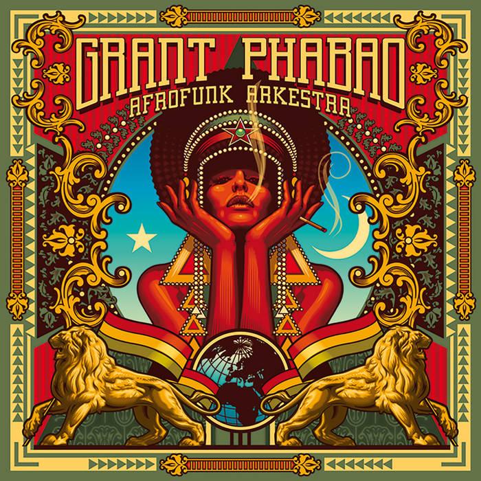 Grant Phabao Afrofunk Arkestra   Paris DJs