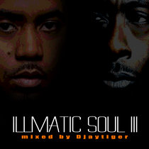 Nas and Pete Rock - iLLmatic Soul 3 cover art