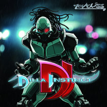 Dilla Instinct cover art