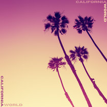 California World EP cover art