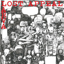 Lost Appeal / Larva Split cover art