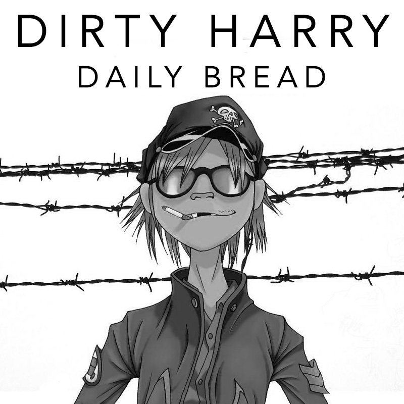 Gorillaz - Dirty Harry (Daily Bread Remix) | Daily Bread