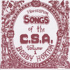 Homespun Songs of the C.S.A, Volume 1 Cover Art