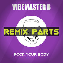 Rock Your Body Remix Parts cover art