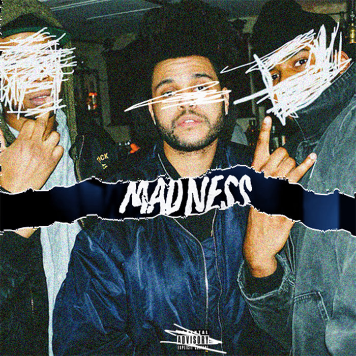 Often Prod Anthony Gold The Weeknd Madness