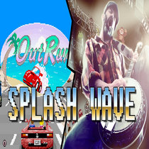 Out Run - Splash Wave cover art
