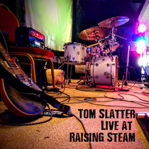 Live at Raising Steam cover art