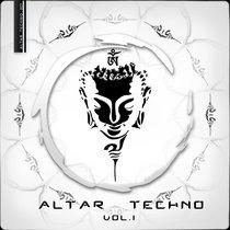 Altar Techno Vol.1 cover art