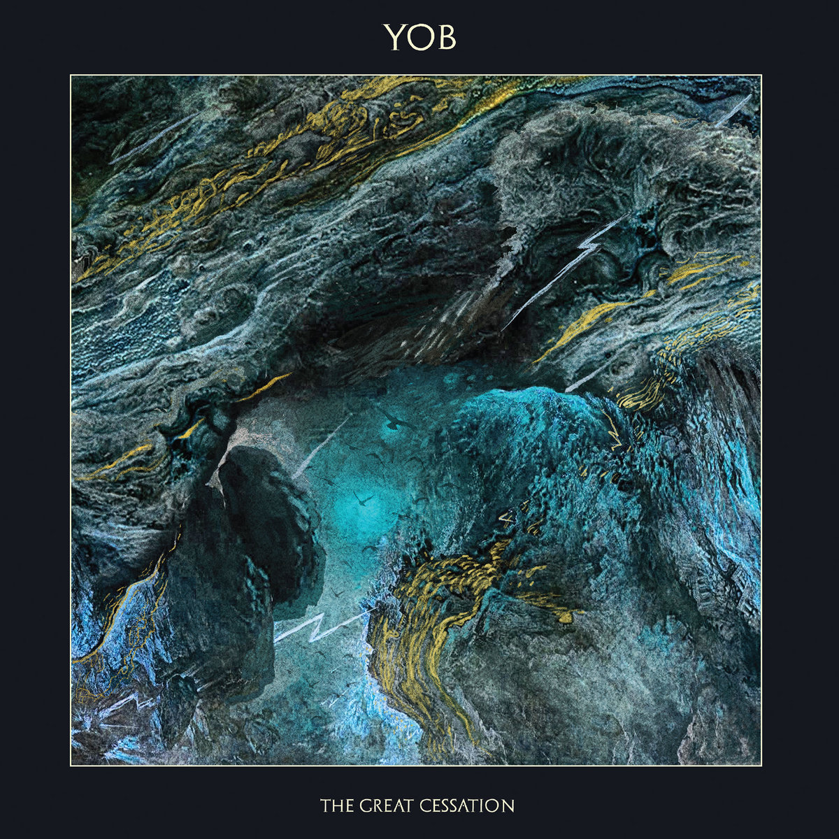 The Great Cessation (Reissue) | YOB