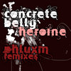 Heroine - phluxm Remixes (free download) Cover Art