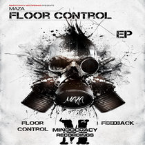 Maza - Floor Control EP{MOCRCYD020} cover art