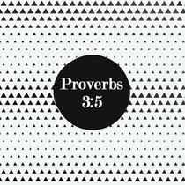 Proverbs 3:5 cover art