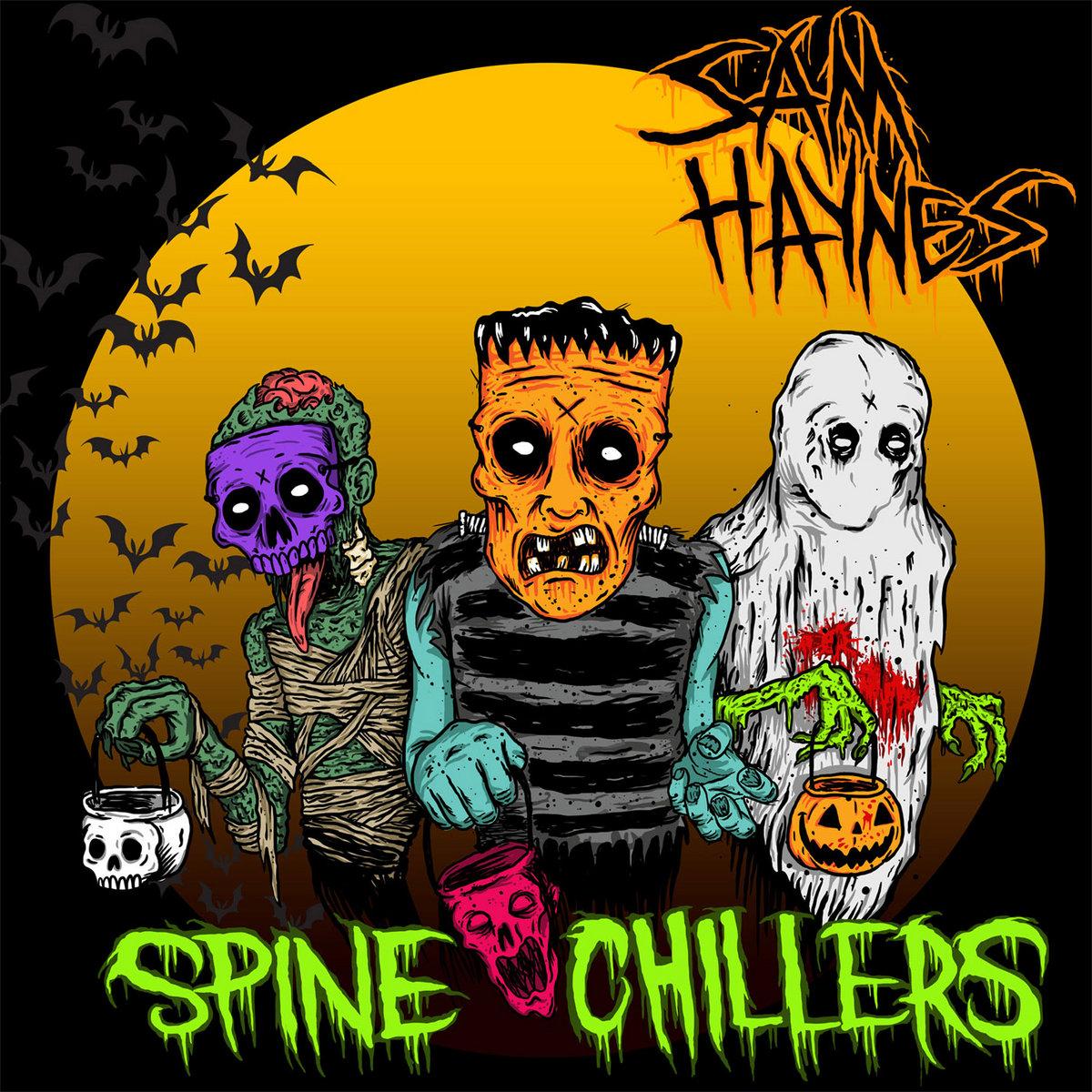 spine chillers - halloween haunt music | sam haynes - horror