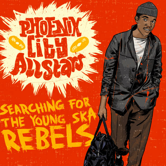 Searching For The Young Ska Rebels cover art