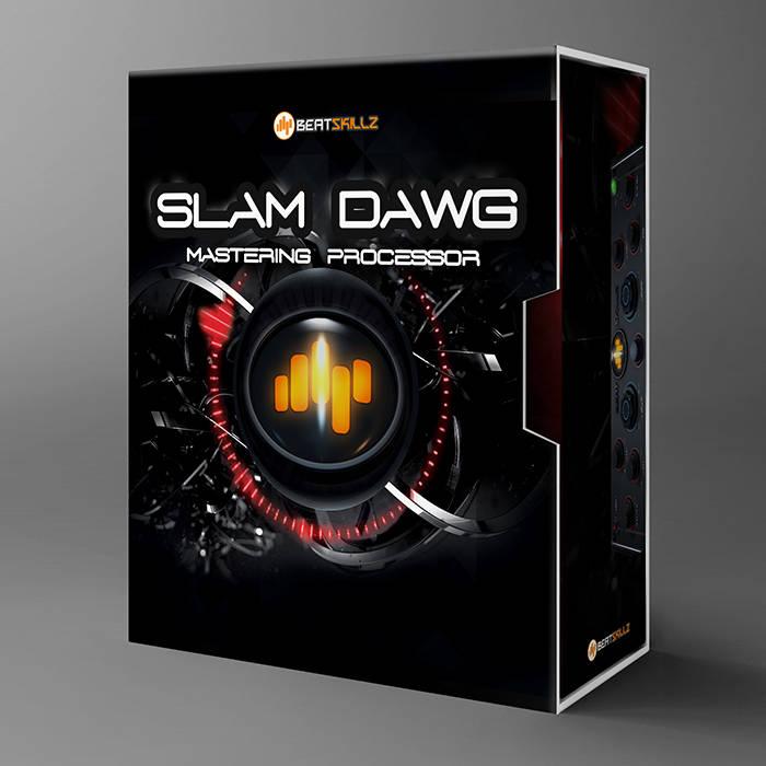 Slam Dawg Mastering Plugin | Beatskillz