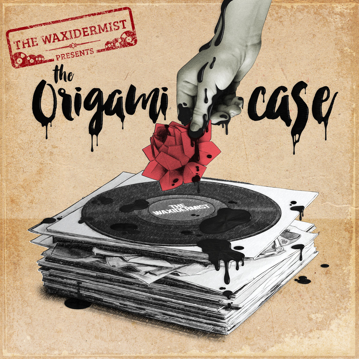 The Origami Case The Waxidermist