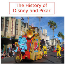The History of Disney and Pixar in the Parks cover art