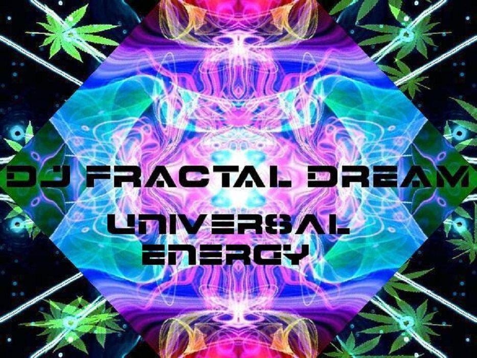 Hyperbolic Space Chamber | Dj Fractal Dream