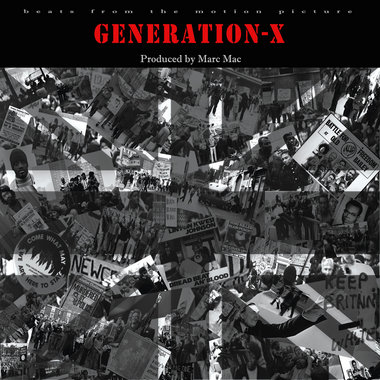 GENERATION - X (Vinyl LP) main photo