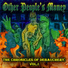 The Chronicles of Debauchery, Vol. I Cover Art
