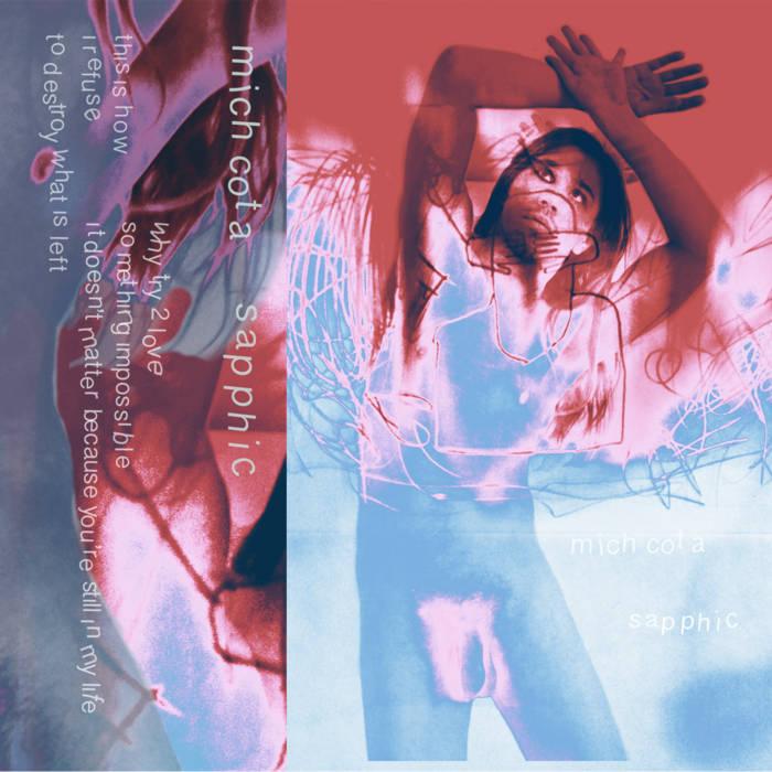 Sapphic cover art