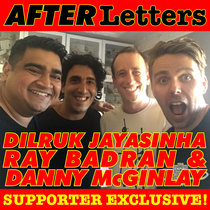 After Letters Dilruk Jayasinha, Ray Badran & Danny McGinlay cover art