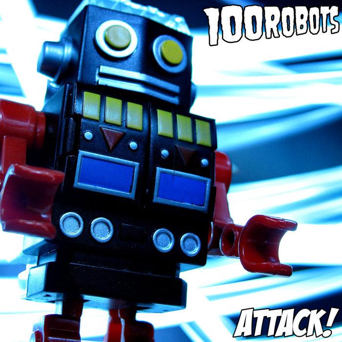 Attack! | 100 robots
