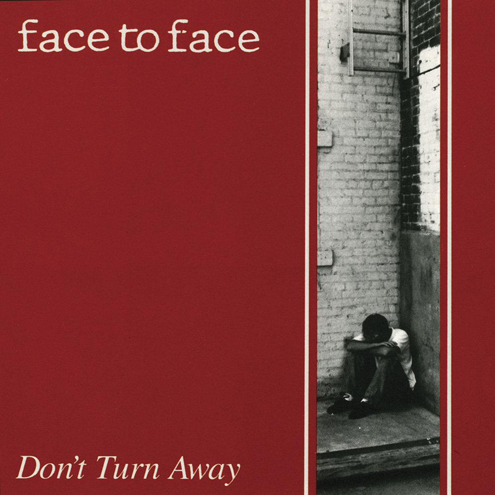 Résultats de recherche d'images pour «face to face don't turn away»