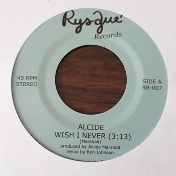 Wish I Never / Tank Top by ALCIDE