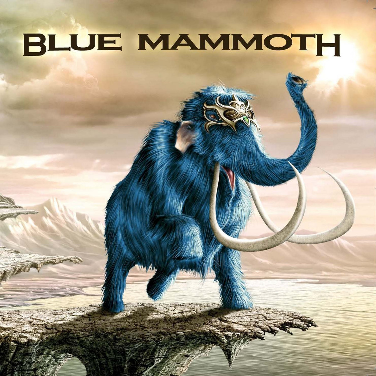 Blue Mammoth - Progressive Rock Band