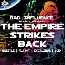 The Empire Strikes Back! cover art