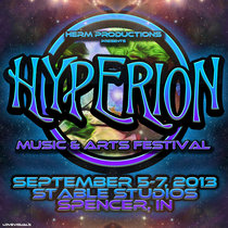 2013-09-06 - Hyperion - Spencer, IN cover art