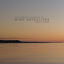 The ambient archives - April 2020 cover art