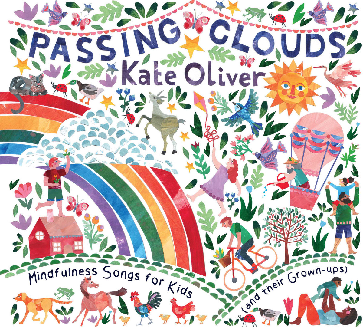 The Thank You Song Kate Oliver