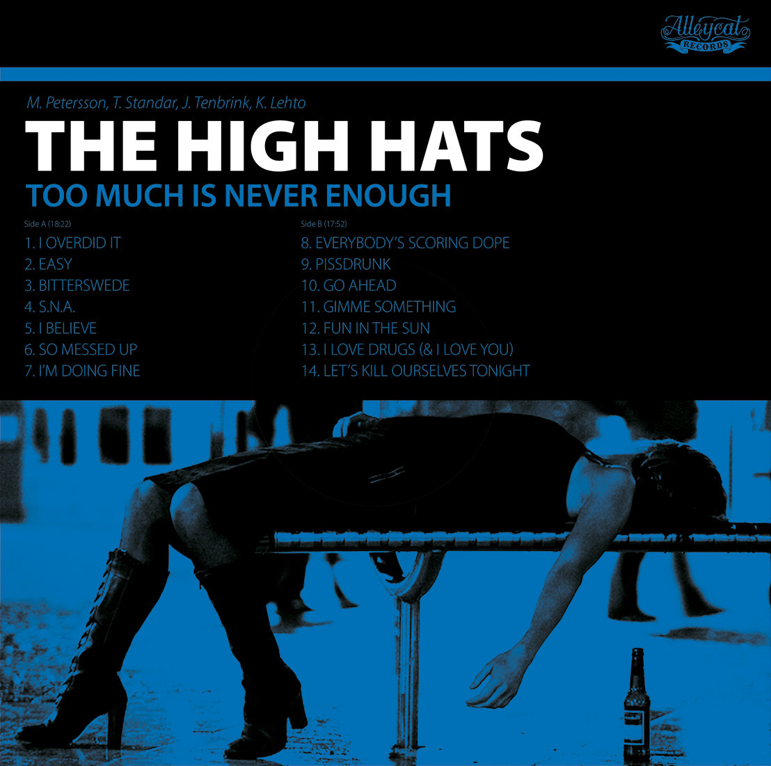 I Love Drugs (& I Love You) | The High Hats