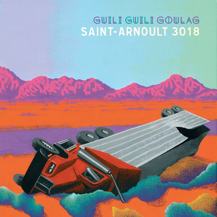 Saint-Arnoult 3018 cover art