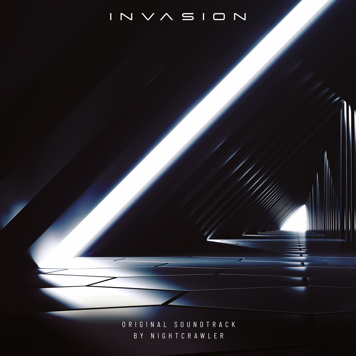 Invasion (Original Soundtrack) | Nightcrawler